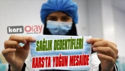 Sağlık Dedektifleri Kars'ta Yoğun Mesaide